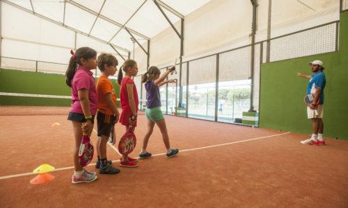 Clases de Pádel y Tenis para Niños