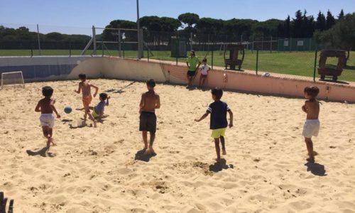 Campus Deportivo para Niños en Chiclana