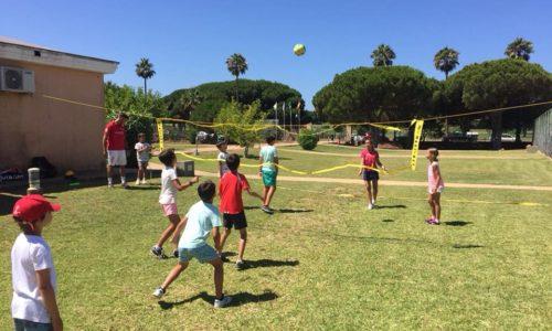 Campus Deportivos para Niños