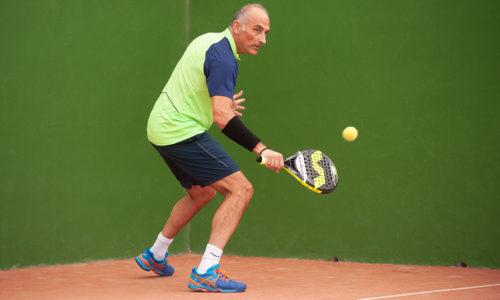 Clases Privadas de Pádel y Tenis