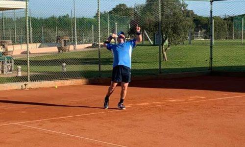 Curso de Tenis en Chiclana