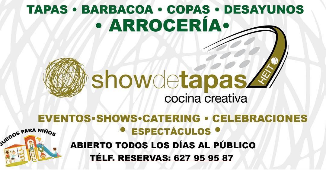 Show de Tapas